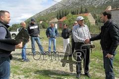 Mjesto Čepikuće nakon srpsko-crnogorske okupacije potpuno je uništeno, a nakon 20 godina velik broj kuća i dalje je neobnovljen