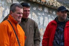 Miljas, Kresić i Kukrika kod crkvice na Krstacu u Župi dubrovačkoj