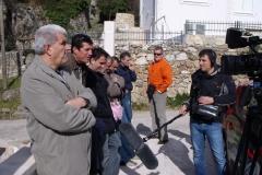 Pod magistralom ispod Krstaca Lonac i Stanković, pripadnici SJP Dubrovnik