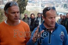 Niko Talajić i Ante Klobučić o napadu neprijateljskih zrakoplova na kamion kojim su stizali na teren
