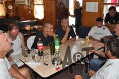 U Dubrovnik brodom iz Omiša, prilika za upoznavanje, druženje i neponovljive priče. (foto: Borko Gunjača)