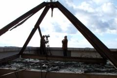 """Hotel """"Ambasador"""" je u ruševnom stanju bio i u trenutku snimanja, 19 godina nakon  agresije srpsko - crnogorskih jedinica"""