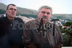 Rozić i Čavlina kod parka Gradac
