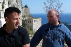 Mišo Ljiljanić i Marko Kristić bili su u grupici branitelja koji su se vratili u napuštenu tvrđavu na Srđu 14.11. '91