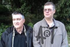 Bigunac i Franušić prisjetili su se teških dana početkom prosinca 1991. na ulazu u Ston