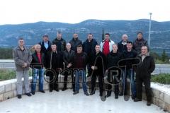 Zajednička fotografija u Zamaslini 2014.